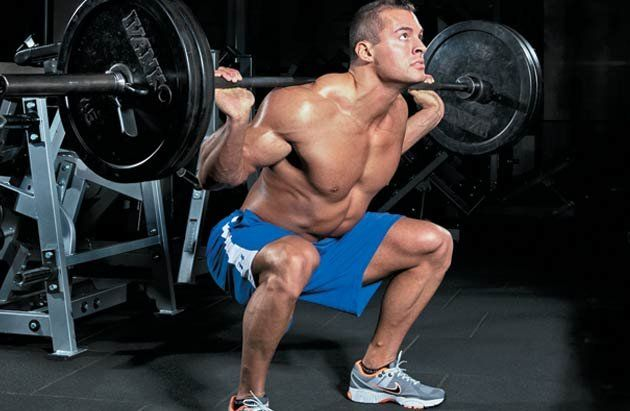 комплекс силовых упражнений для мужчин