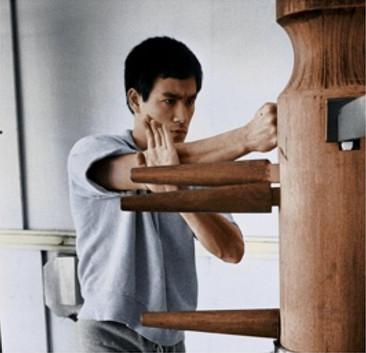Вин Чунь техника ударов