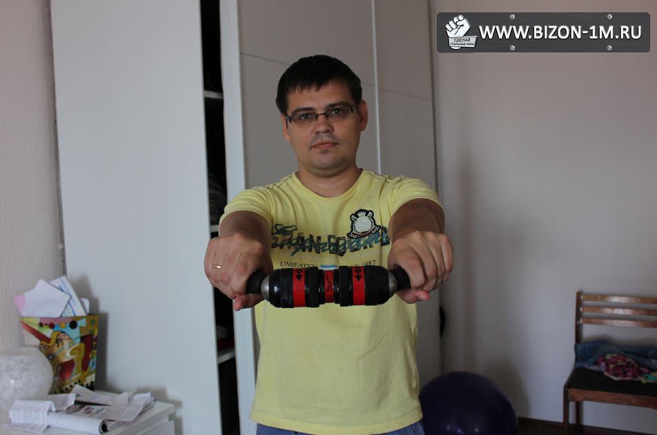 как накачать силу рук
