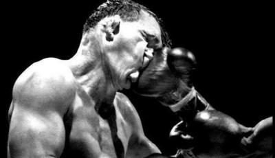 Как называются удары в боксе