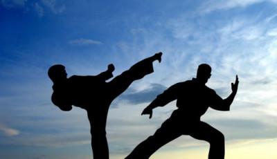 какие бывают удары в карате
