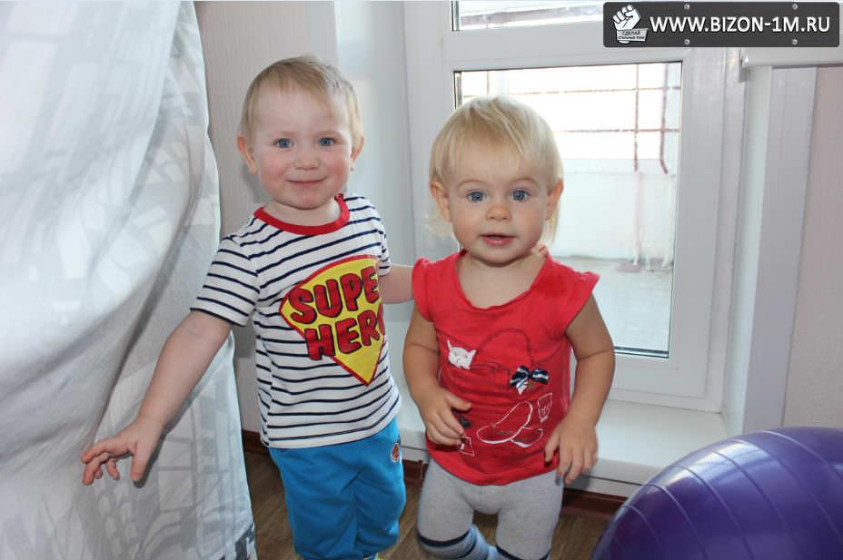 силовые упражнения для детей