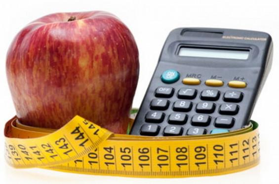 расчет калорий на сутки