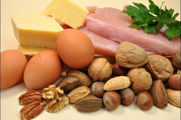 белки продукты
