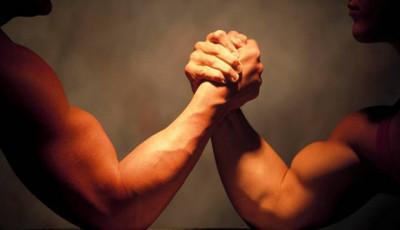 сильные руки