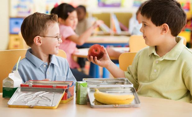 Здоровое питание: меню на неделю для школьника