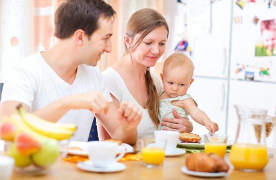 Различие в питании при разных способах вскармливания