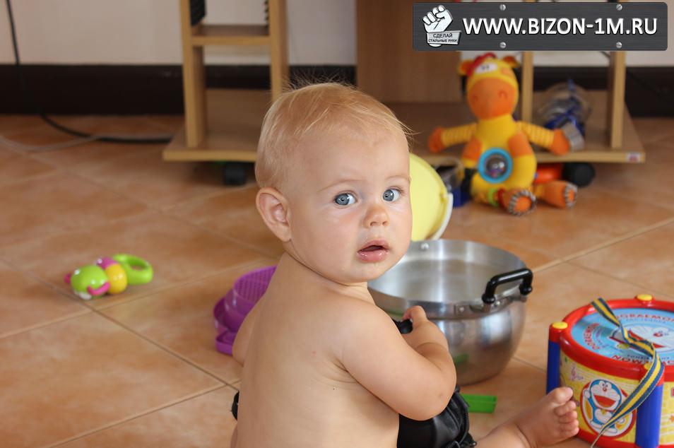 Режим питания ребенка в 8 месяцев