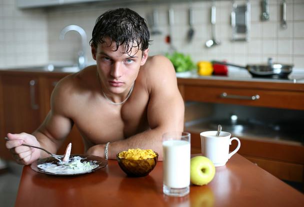 Сбалансированное питание для набора мышечной массы