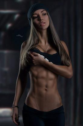 правила сушки тела для девушек