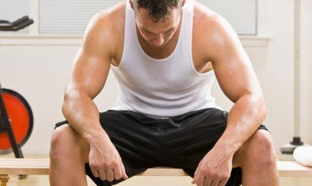 мышечная усталость после тренировки