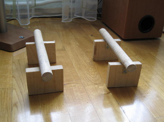 упоры для отжиманий в домашних условиях