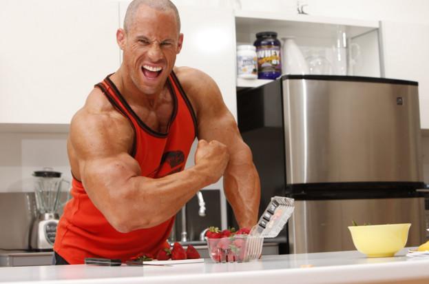 Как ускорить рост мышц без химии и стероидов