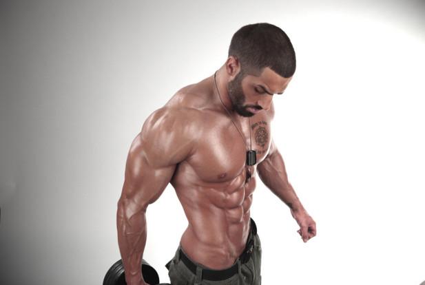 короткая тренировка мышц