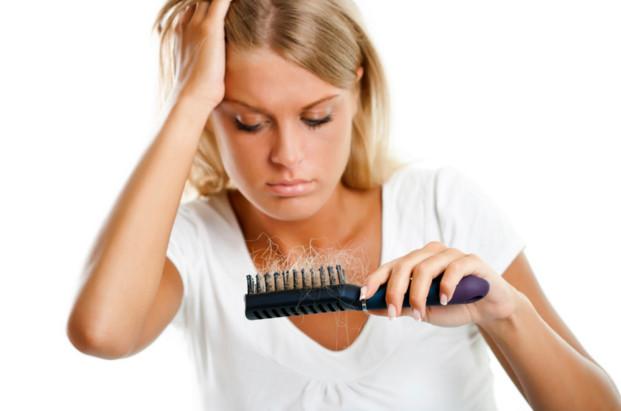 авитаминоз волос