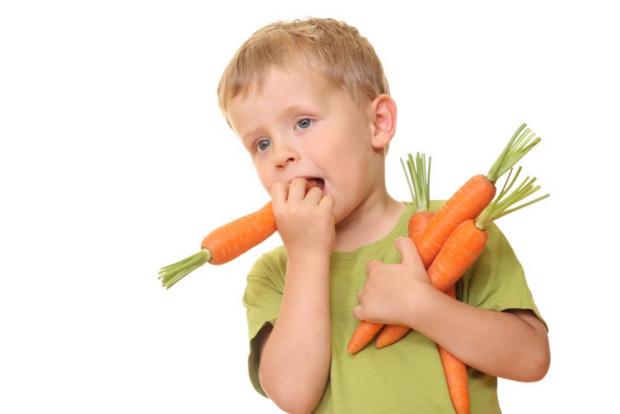 витамин а польза для детей