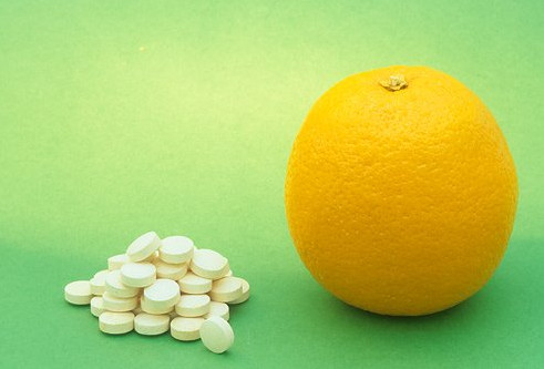 Витамин C аскорбиновая кислота