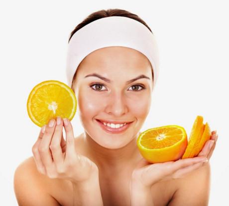 Витамин C в ампулах для кожи