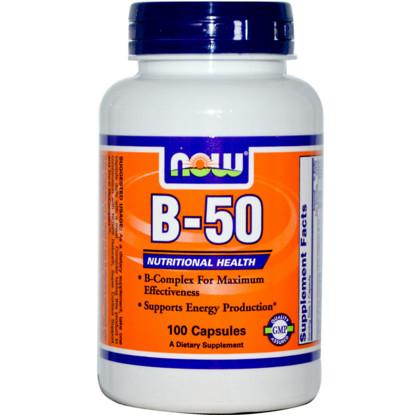 В-50 витамины