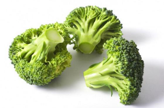 витамины в капусте брокколи