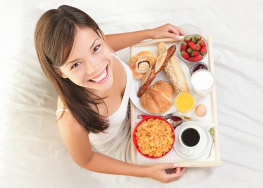 Польза завтрака для похудения