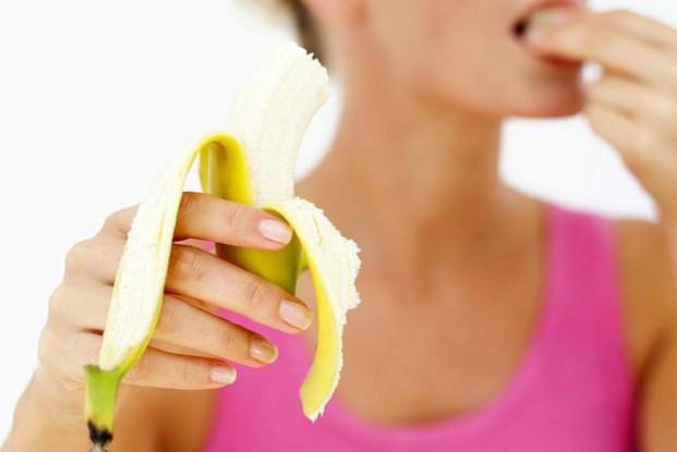 Витамины в банане на 100 г