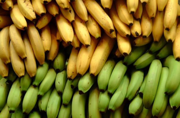 Витамины в банане таблица