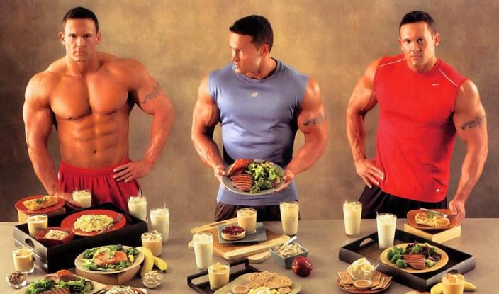 белок для набора массы