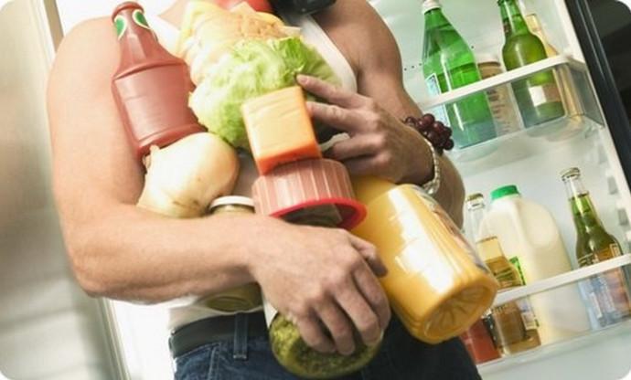 черный список продуктов питания