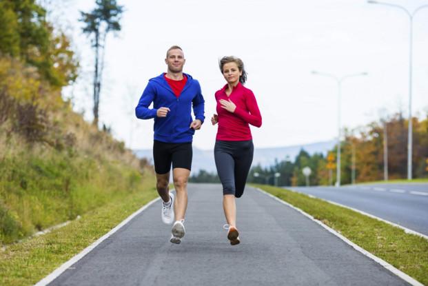 Польза пробежек для мужчин
