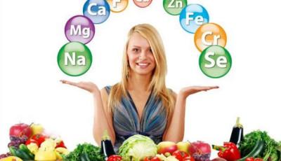 Витамины для девушек
