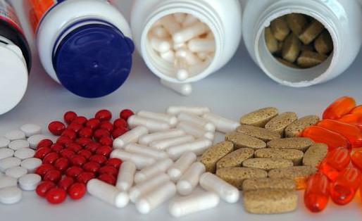 Лучшие витаминные препараты