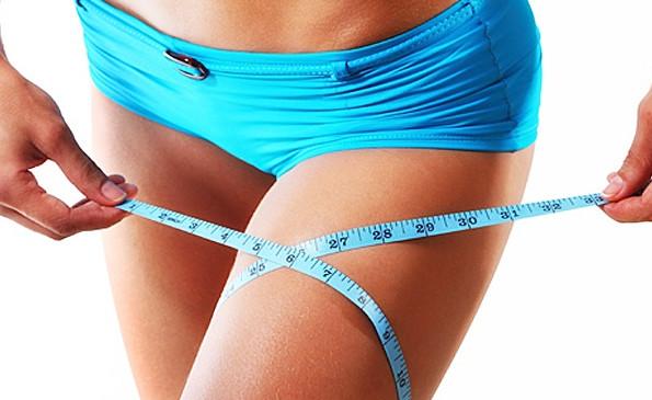 за тридцать минут похудеть на целых двести граммов