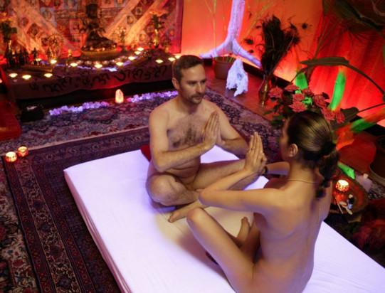 тантрические йоги