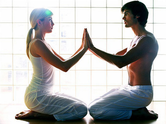 техника тантрической йоги