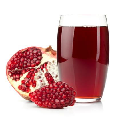 витамины в гранате и кислоты