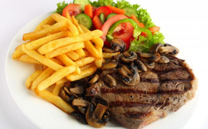 питание отказаться от вредных привычек