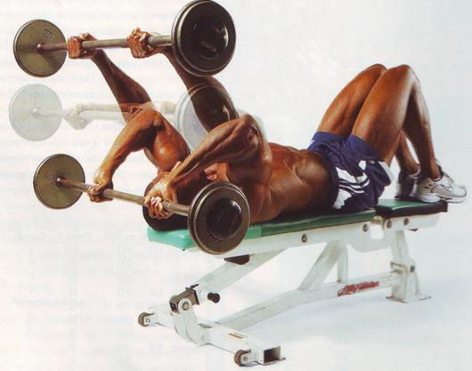 Базовые упражнения в тренажерном зале для мужчин