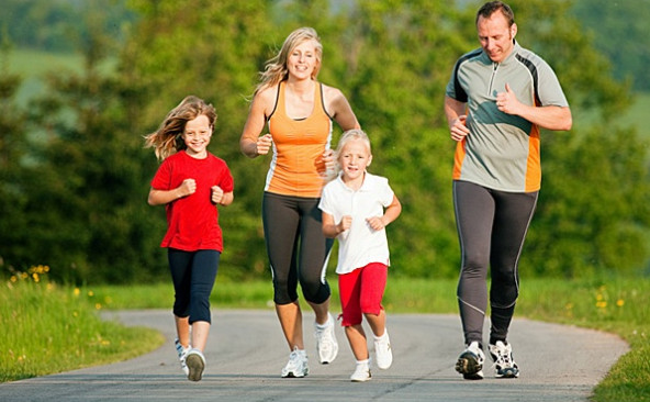 Физическая активность и прогулки