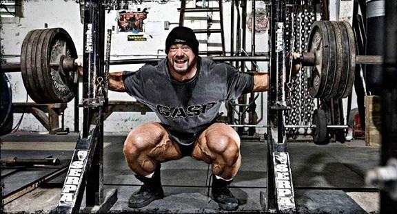 тренировка силовая