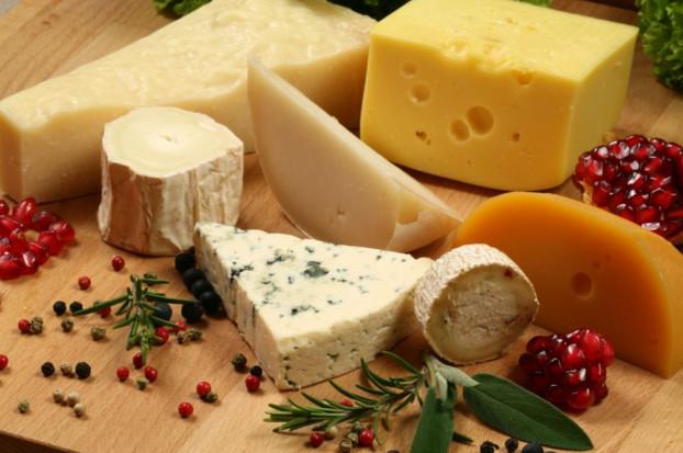 Витамины в сыре