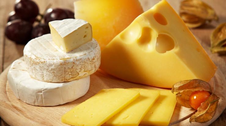 Содержание полезных веществ в сыре