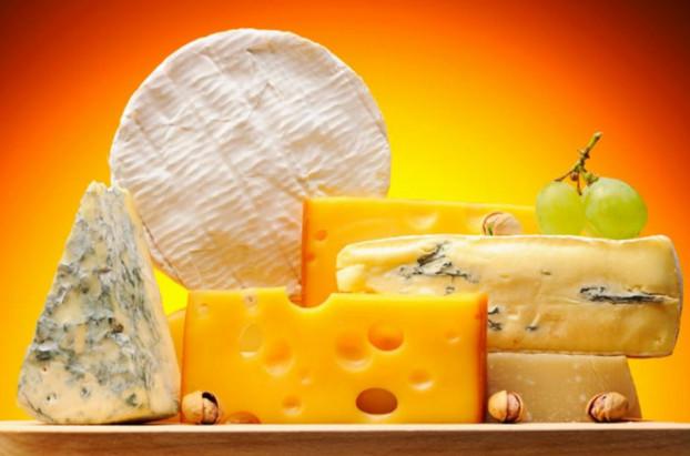 Витамины в твердом сыре