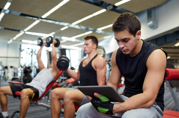 электронный дневник тренировок