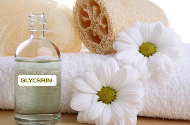 Глицерин и витамин Е для лица на ночь