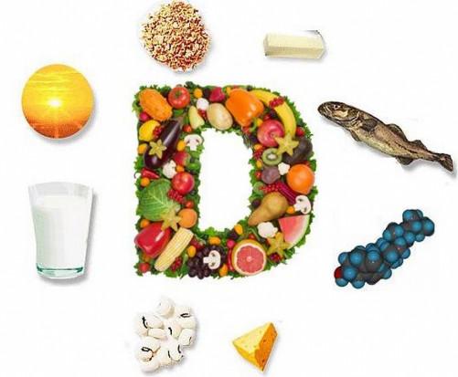 в каких продуктах содержится витамин Д3