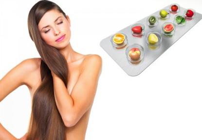 Значение витамина PP для волос