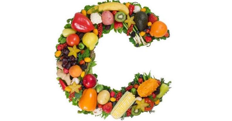 Витамин С в овощаях