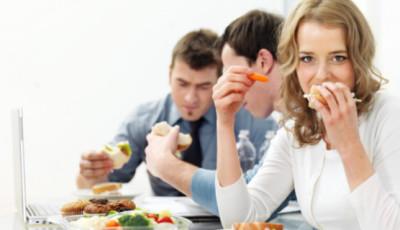 как правильно есть еду