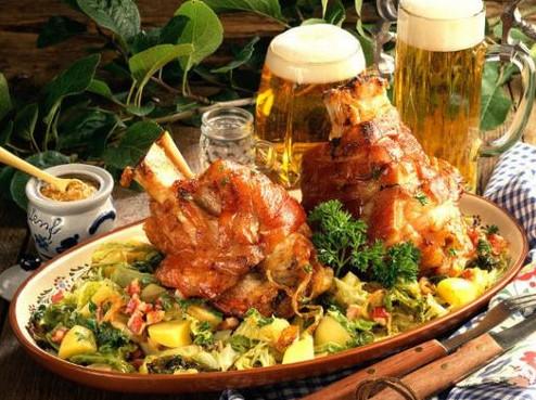 Еда с алкоголем